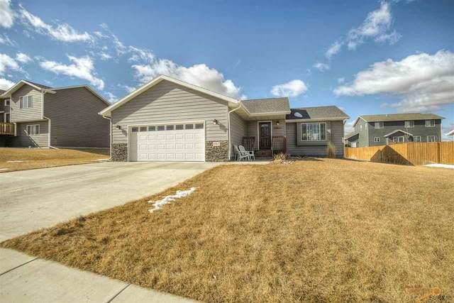 4417 Duckhorn St, Rapid City, SD 57703 (MLS #153082) :: Dupont Real Estate Inc.