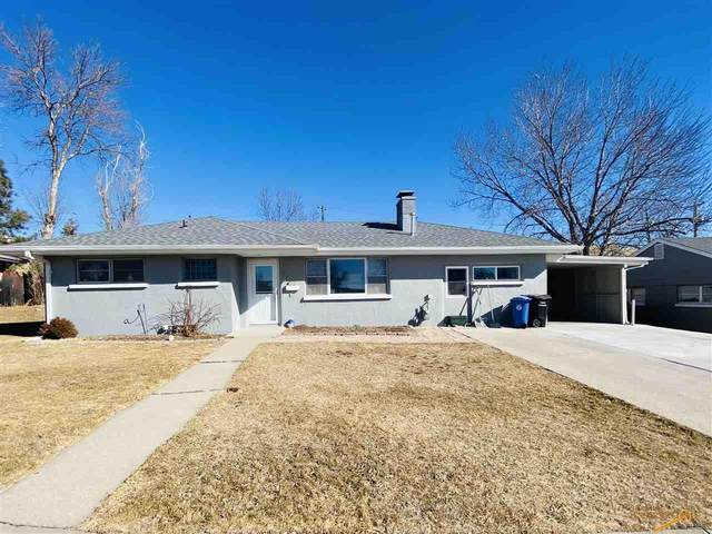 144 Belleview Dr, Rapid City, SD 57701 (MLS #153084) :: Christians Team Real Estate, Inc.
