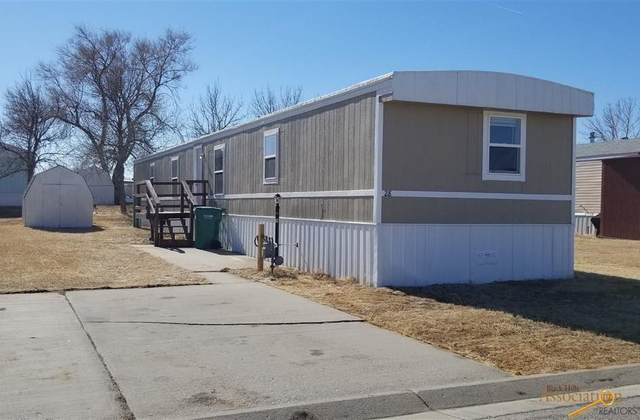 2780 143RD AVE, Rapid City, SD 57701 (MLS #153085) :: Dupont Real Estate Inc.