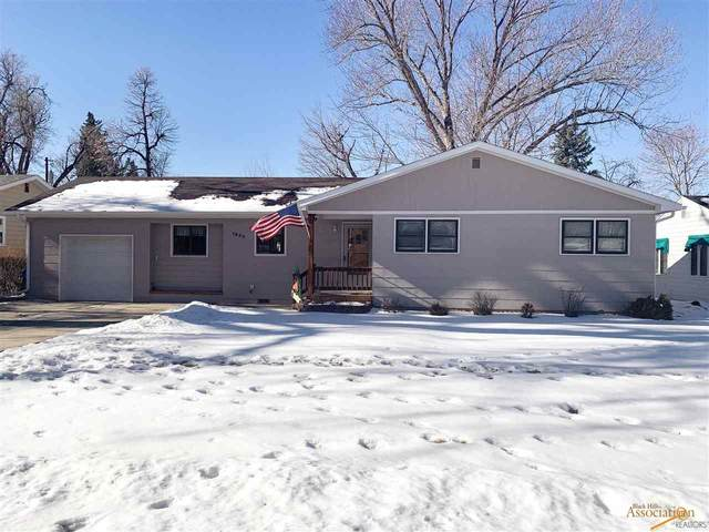 1825 Sun Valley Dr, Rapid City, SD 57702 (MLS #153093) :: Dupont Real Estate Inc.
