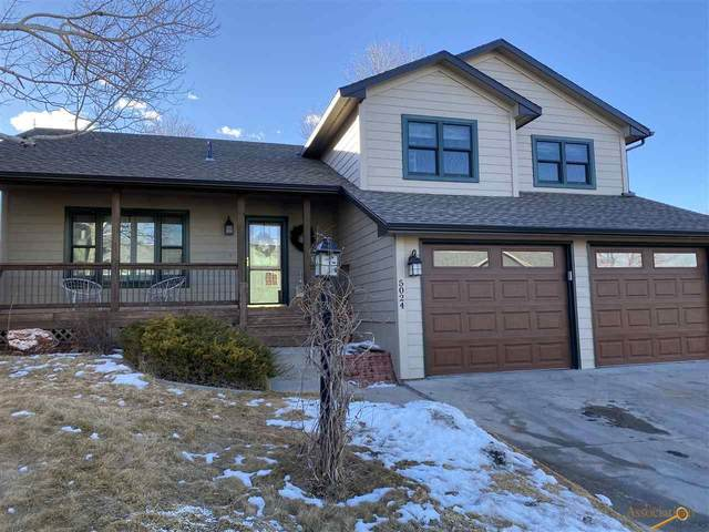 5024 Summerset Dr, Rapid City, SD 57702 (MLS #153095) :: Dupont Real Estate Inc.