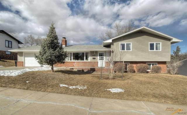 4502 Ridgewood, Rapid City, SD 57702 (MLS #153097) :: Dupont Real Estate Inc.