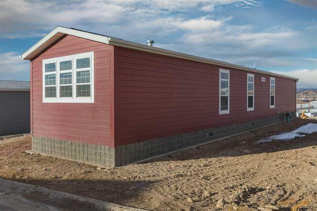 1717 E Philadelphia, Rapid City, SD 57701 (MLS #153101) :: Dupont Real Estate Inc.