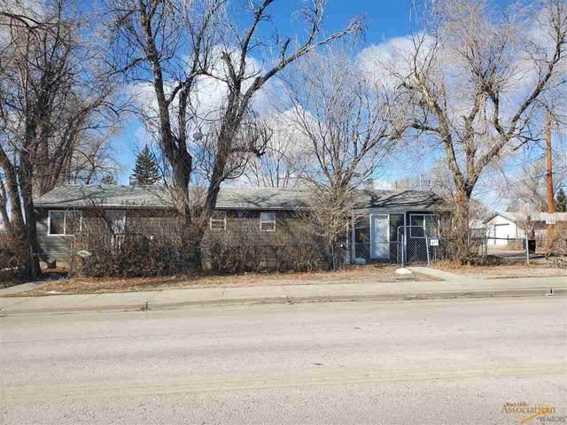 815 Milwaukee, Rapid City, SD 57701 (MLS #153106) :: Dupont Real Estate Inc.