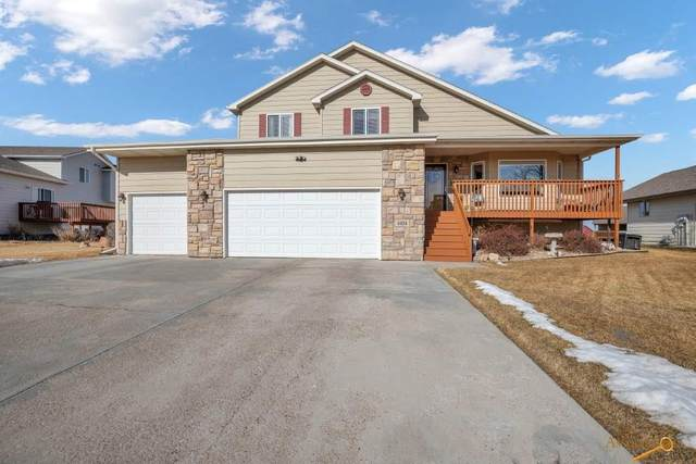 4324 Donegal Way, Rapid City, SD 57702 (MLS #153108) :: Dupont Real Estate Inc.