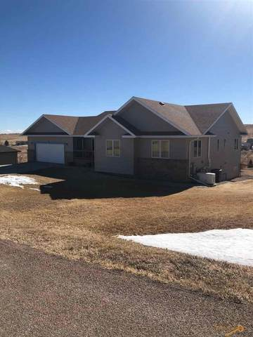 2701 Black Saddle Rd, Rapid City, SD 57701 (MLS #153113) :: Black Hills SD Realty