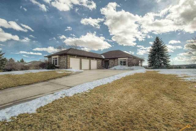 5019 Carriage Hills Dr, Rapid City, SD 57702 (MLS #153114) :: Christians Team Real Estate, Inc.