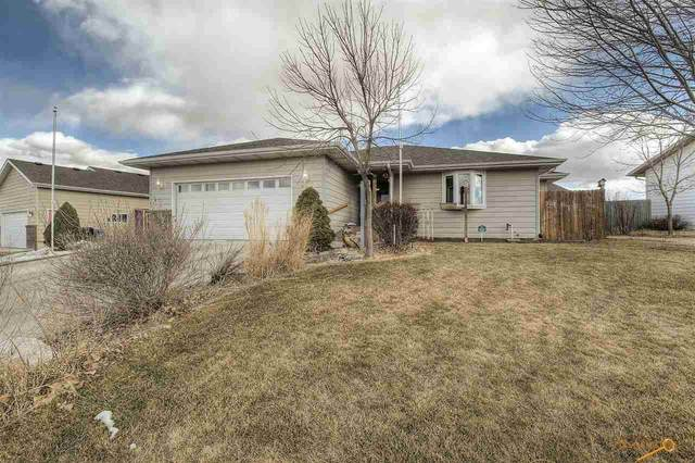 423 Field View Dr, Rapid City, SD 57701 (MLS #153120) :: Black Hills SD Realty