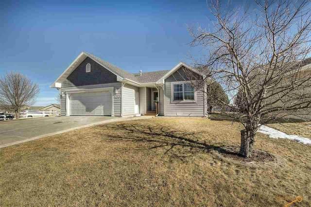 1480 Edinborough Dr, Rapid City, SD 57702 (MLS #153121) :: Christians Team Real Estate, Inc.