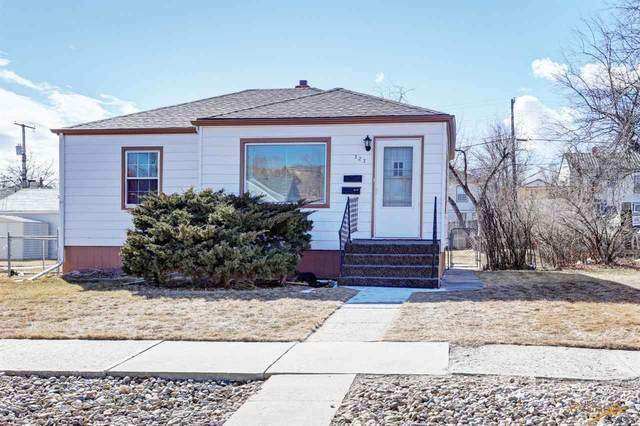 323 St Andrew, Rapid City, SD 57701 (MLS #153123) :: Black Hills SD Realty