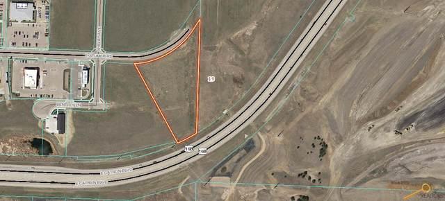 Lot 6 E Stumer Rd, Rapid City, SD 57701 (MLS #153127) :: Dupont Real Estate Inc.