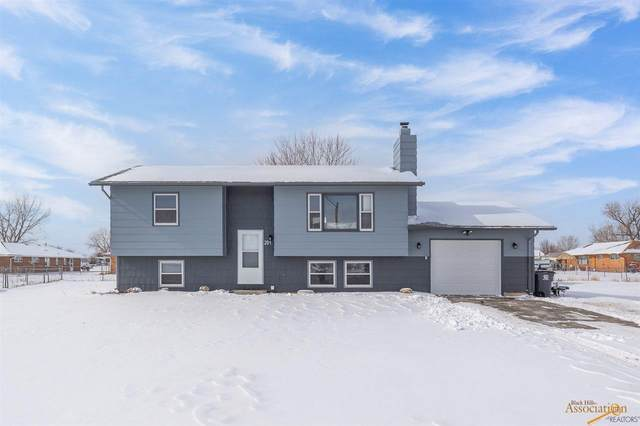 201 Hummingbird Cir, Box Elder, SD 57719 (MLS #153129) :: Daneen Jacquot Kulmala & Steve Kulmala