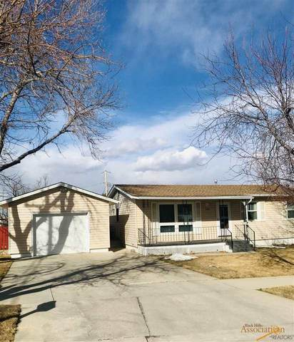 1501 Brentwood, Rapid City, SD 57701 (MLS #153130) :: Black Hills SD Realty