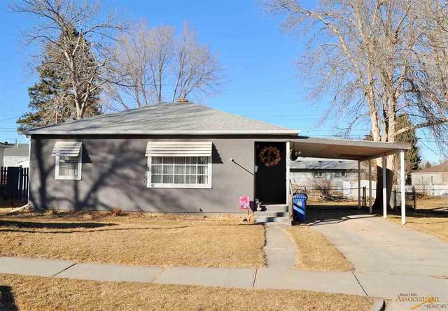 4028 Pleasant Dr, Rapid City, SD 57702 (MLS #153136) :: Black Hills SD Realty