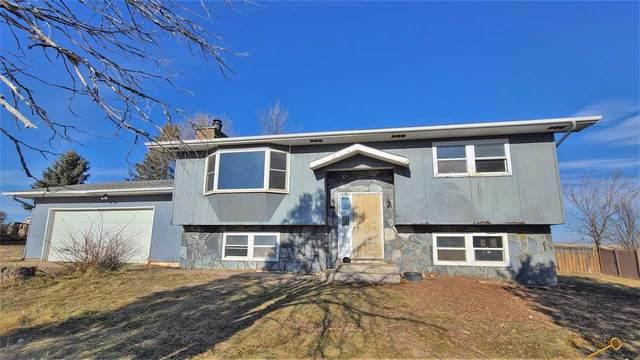 3416 Westview Loop, Spearfish, SD 57783 (MLS #153145) :: Black Hills SD Realty
