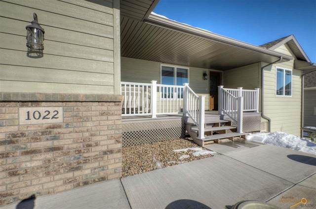 1022 Alma St, Rapid City, SD 57701 (MLS #153148) :: Christians Team Real Estate, Inc.