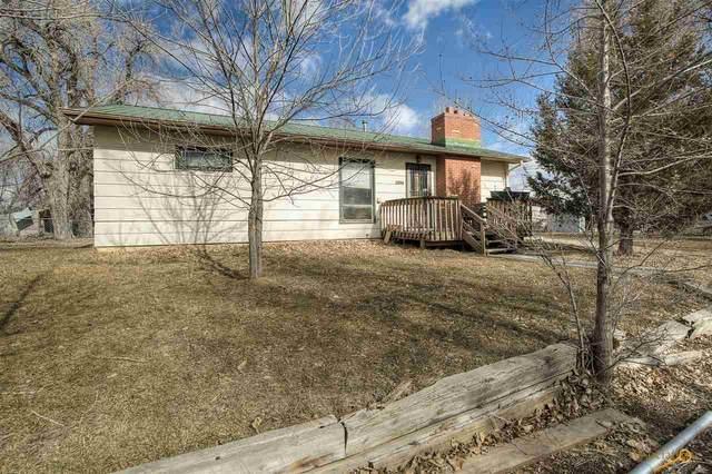 2814 Martin Ln, Rapid City, SD 57703 (MLS #153159) :: Dupont Real Estate Inc.