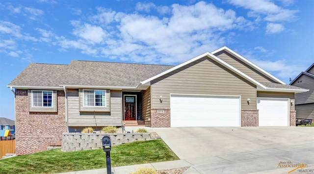 3012 Motherlode Dr, Rapid City, SD 57702 (MLS #153162) :: Daneen Jacquot Kulmala & Steve Kulmala