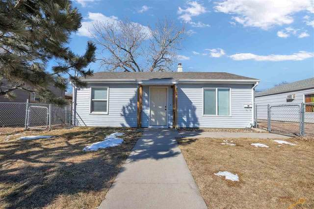 218 E St Patrick, Rapid City, SD 57701 (MLS #153167) :: Christians Team Real Estate, Inc.