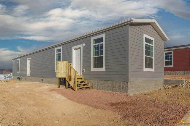 1717 E Philadelphia, Rapid City, SD 57701 (MLS #153179) :: Daneen Jacquot Kulmala & Steve Kulmala