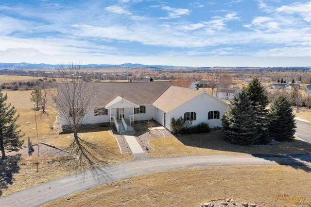 11139 Stafford Loop, Belle Fourche, SD 57717 (MLS #153181) :: Dupont Real Estate Inc.