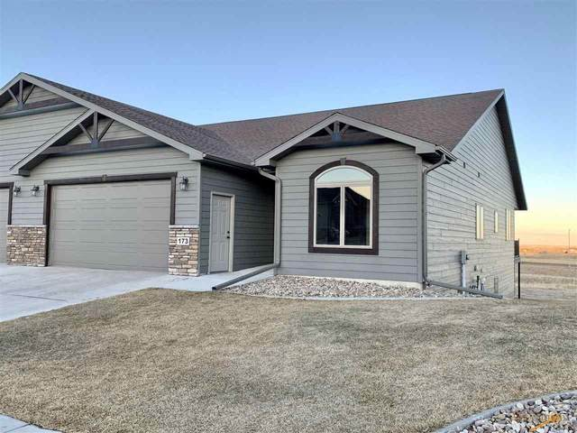 173 Enchantment Dr, Rapid City, SD 57701 (MLS #153187) :: Daneen Jacquot Kulmala & Steve Kulmala
