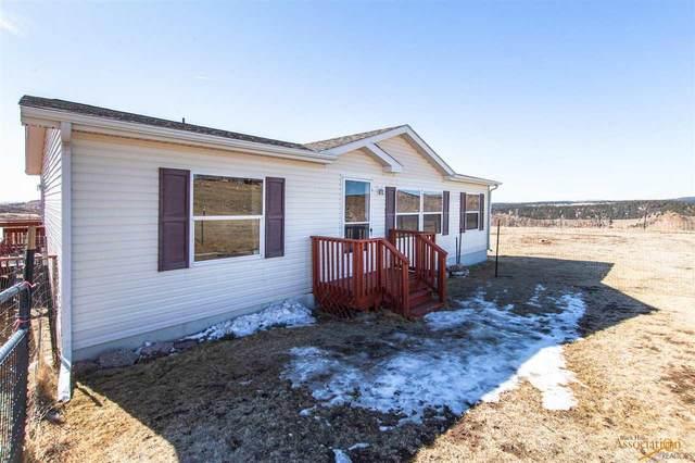 27965 Cascade Springs Rd, Hot Springs, SD 57747 (MLS #153194) :: Dupont Real Estate Inc.