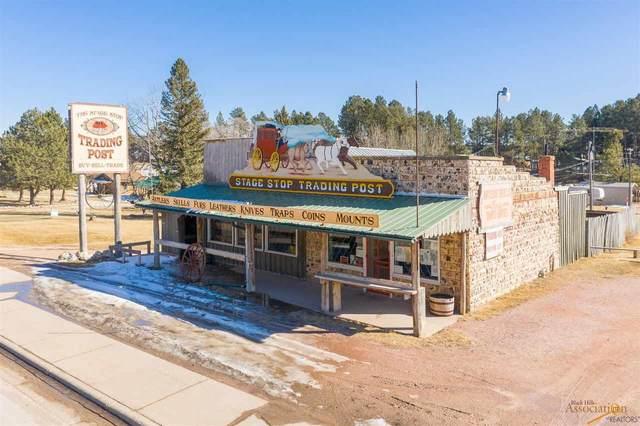 640 W Mt Rushmore Rd, Custer, SD 57730 (MLS #153203) :: Heidrich Real Estate Team