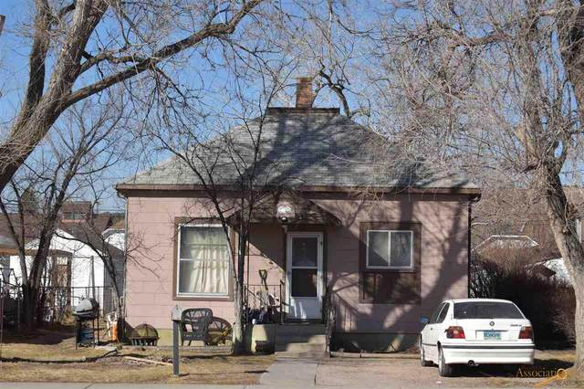 821 Haines Ave, Rapid City, SD 57701 (MLS #153214) :: Heidrich Real Estate Team