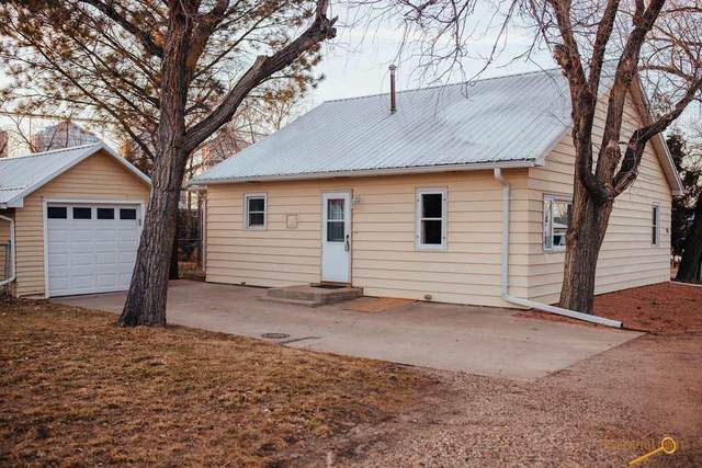 215 4TH AVE, Wall, SD 57790 (MLS #153224) :: Christians Team Real Estate, Inc.