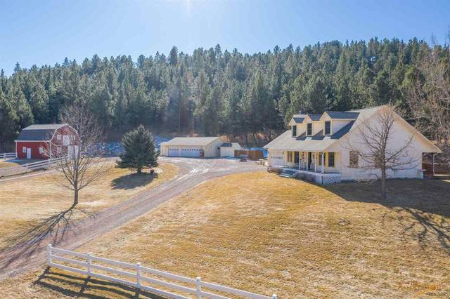 4203 Lofty Pines Rd, Piedmont, SD 57769 (MLS #153229) :: Heidrich Real Estate Team