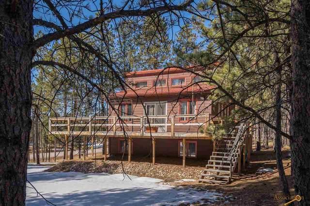 12260 Shiloh Dr, Custer, SD 57730 (MLS #153231) :: Heidrich Real Estate Team