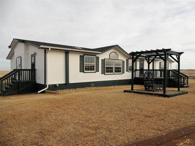 25288 Wapiti Rd, Hermosa, SD 57744 (MLS #153235) :: Heidrich Real Estate Team