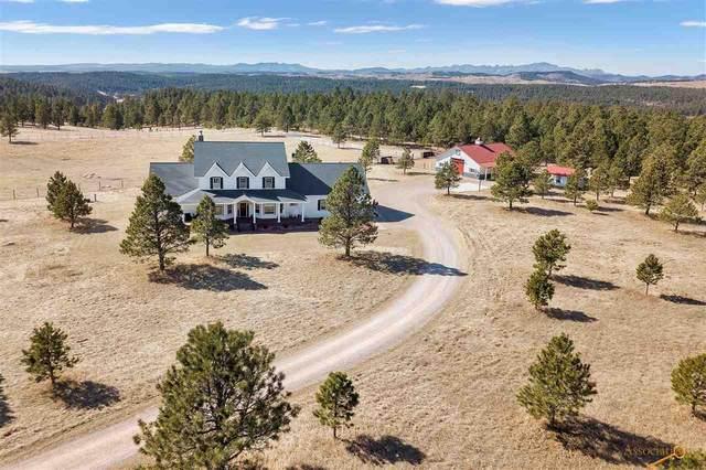13922 Clydesdale Rd, Rapid City, SD 57702 (MLS #153264) :: Black Hills SD Realty