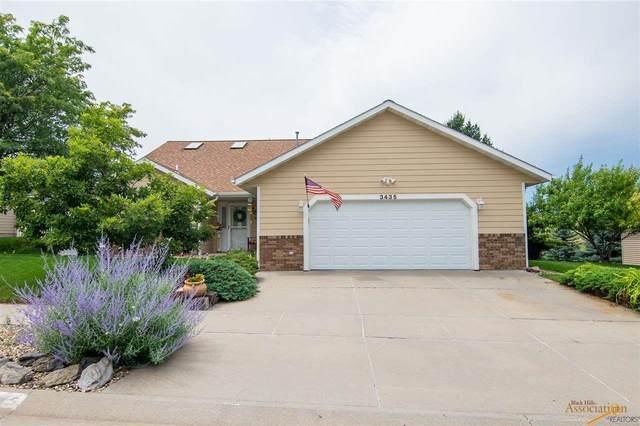 3435 Gray Fox Ct, Rapid City, SD 57701 (MLS #153267) :: Christians Team Real Estate, Inc.