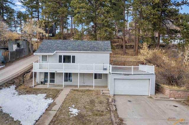 818 Sunnyhill Rd, Lead, SD 57754 (MLS #153268) :: Black Hills SD Realty