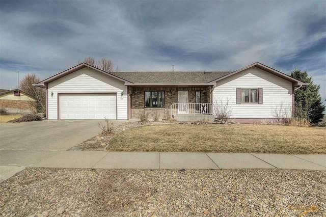 520 Alta Vista Dr, Rapid City, SD 57701 (MLS #153283) :: Christians Team Real Estate, Inc.
