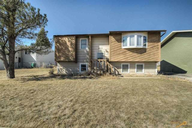611 Ennen Dr, Rapid City, SD 57703 (MLS #153302) :: Christians Team Real Estate, Inc.