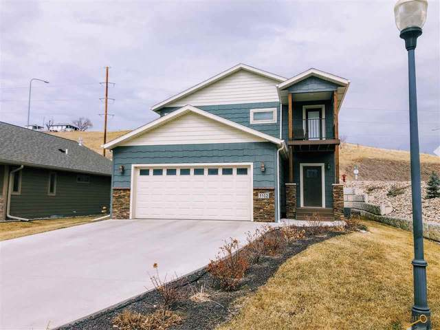 1102 Settlers Creek Pl, Rapid City, SD 57701 (MLS #153308) :: Heidrich Real Estate Team