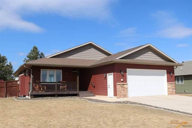 7375 Castlewood Dr, Summerset, SD 57718 (MLS #153317) :: Heidrich Real Estate Team