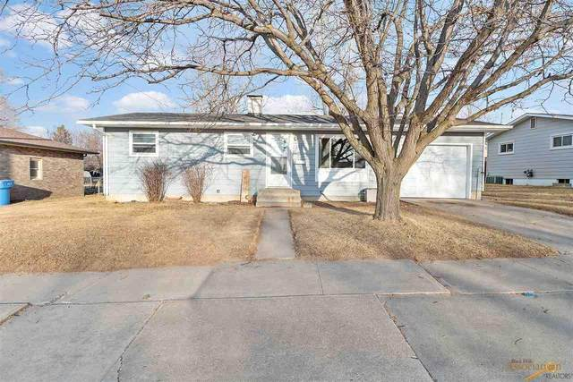 1817 7TH AVE, Belle Fourche, SD 57717 (MLS #153319) :: Christians Team Real Estate, Inc.