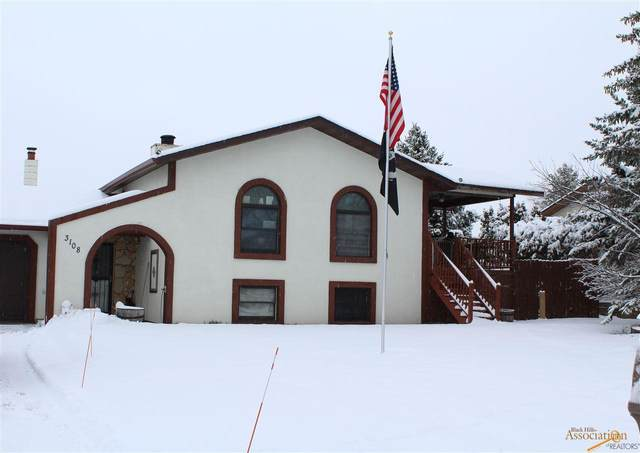3108 Greenwood Trail, Sturgis, SD 57785 (MLS #153340) :: Black Hills SD Realty