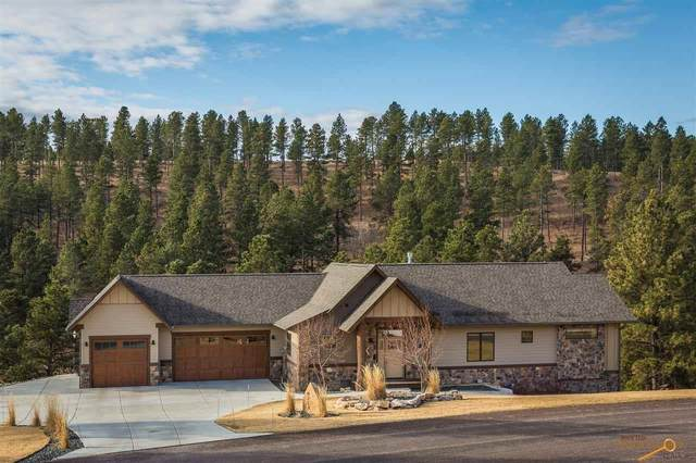 9213 Emerald Ridge Rd, Rapid City, SD 57702 (MLS #153343) :: Dupont Real Estate Inc.