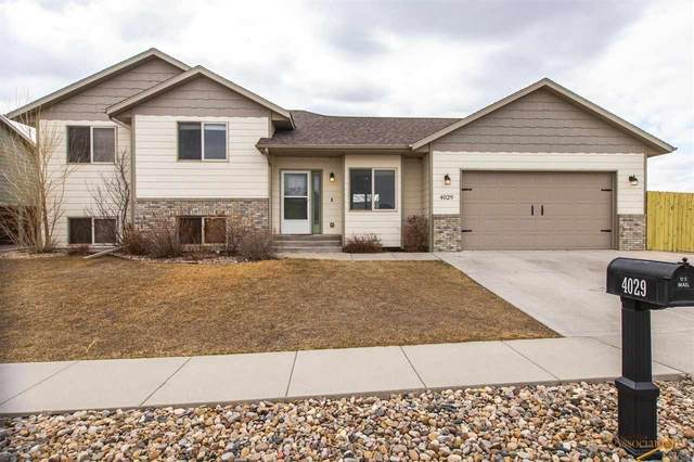 4029 Sand Cherry Ln, Rapid City, SD 57701 (MLS #153346) :: Christians Team Real Estate, Inc.