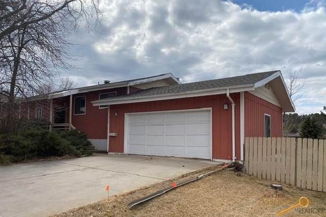 3105 Glenwood Dr, Rapid City, SD 57702 (MLS #153358) :: Dupont Real Estate Inc.