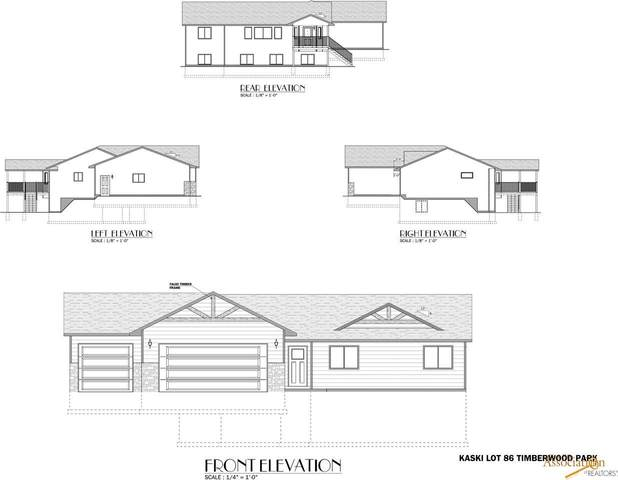 13545 Dark Timber Ct, Piedmont, SD 57769 (MLS #153367) :: Heidrich Real Estate Team