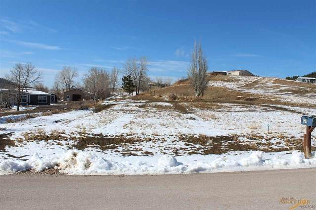 8113 S Blucksberg Dr, Sturgis, SD 57785 (MLS #153386) :: Heidrich Real Estate Team