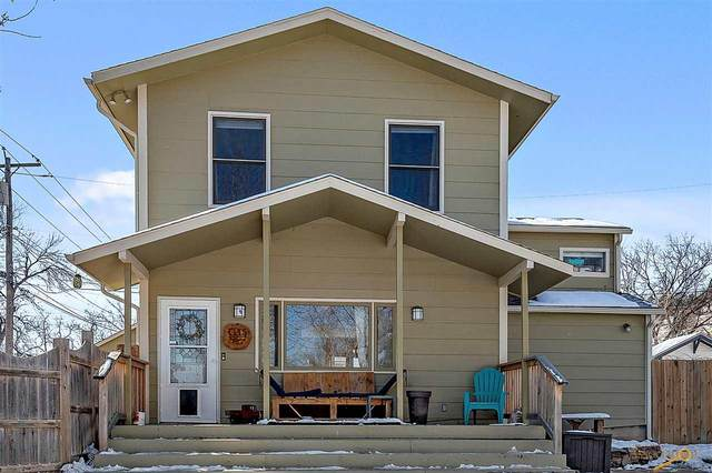 1115 Fairview, Rapid City, SD 57701 (MLS #153409) :: Christians Team Real Estate, Inc.
