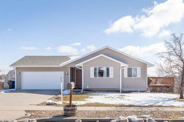 1422 Carl Ave, Rapid City, SD 57703 (MLS #153412) :: Christians Team Real Estate, Inc.