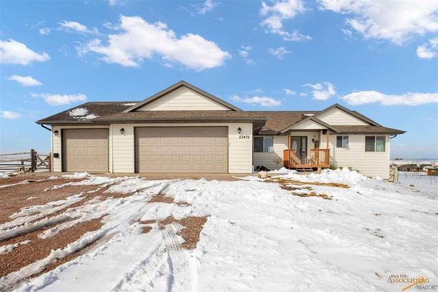23475 Bradsky Rd, Rapid City, SD 57703 (MLS #153414) :: Christians Team Real Estate, Inc.